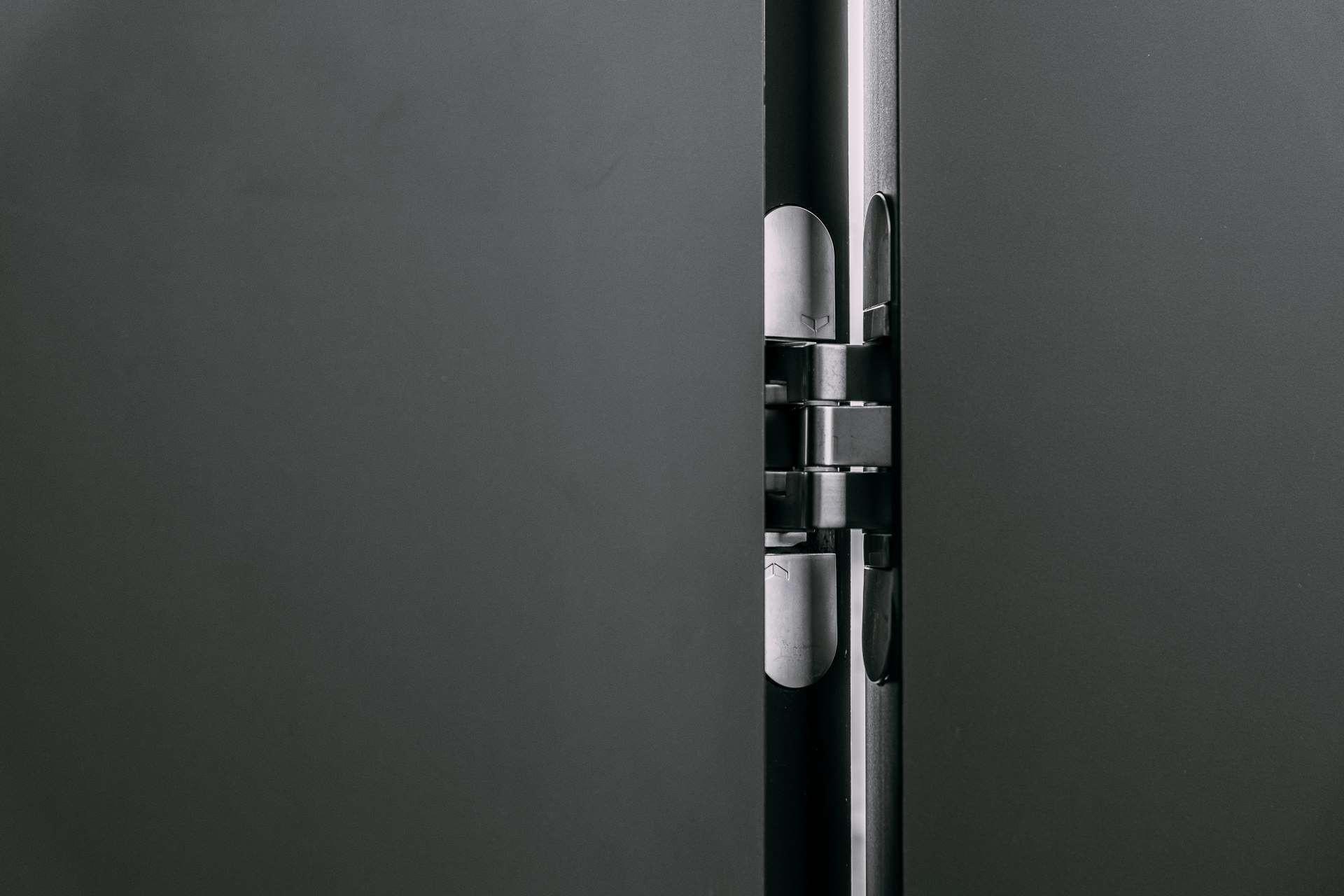 ATA Interieur - Realisatie - Onzichtbare scharnier - Argenta Neo